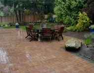 Practical Paver Patio