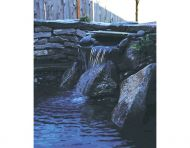 Stone Wall Waterfall