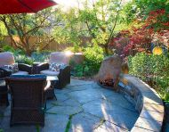 Flagstone Patio Room