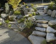 Terraced Rock Garden