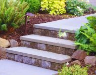Penn Bluestone Treadsteps