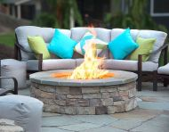 Fire Pit Relaxation