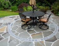 Inset Patio Ring