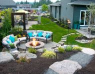 Multiple Patio Yard