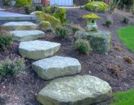 Stepping Stone Stairway